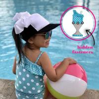 El sencillo, pero práctico invento de unas madres, que facilita a las niñas ir al aseo cuando están en bañador