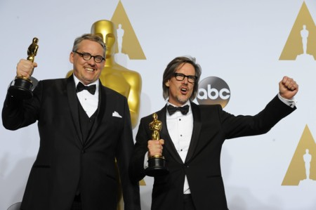 Ganadores Oscars 2016 10