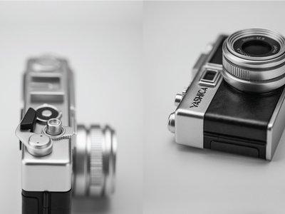 Yashica anuncia la cámara Y35 con digiFilm disponible en Kickstarter