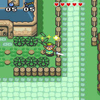 The Legend of Zelda: A Link to the Past​