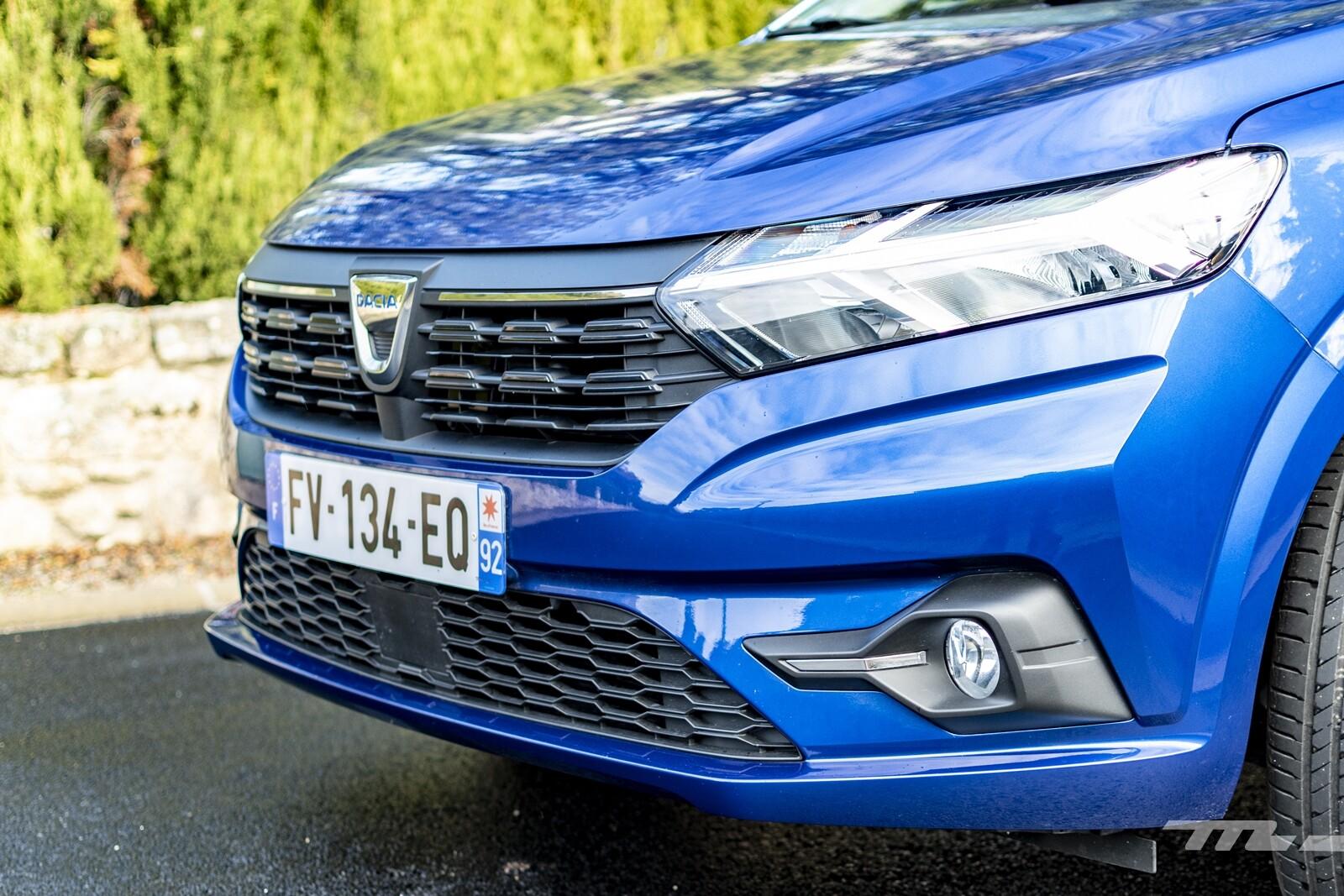 Foto de Dacia Sandero 2020, prueba (5/47)