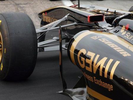 Lotus Renault GP no descarta un diseño radical para 2012