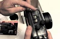 Canon S90 y carcasa subacuática Ikelite, análisis en vídeo