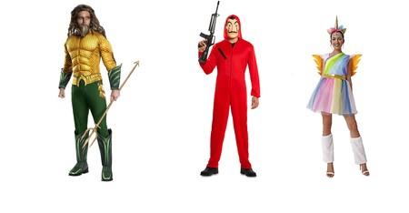 15 disfraces que son tendencia en Amazon: desde Freddie Mercury hasta Thor