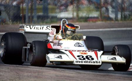 Emilio de Villota McLaren 1977