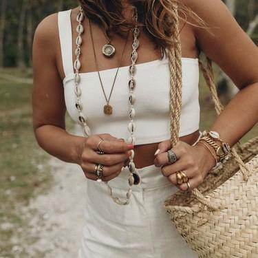 Tres  bolsos de playa diferentes: no se los verás a nadie y todos te mirarán a ti