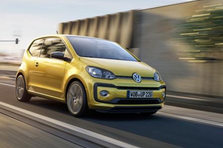 El renovado Volkswagen up! se descubre antes del Salón de Ginebra, y trae un turbo bajo el capó