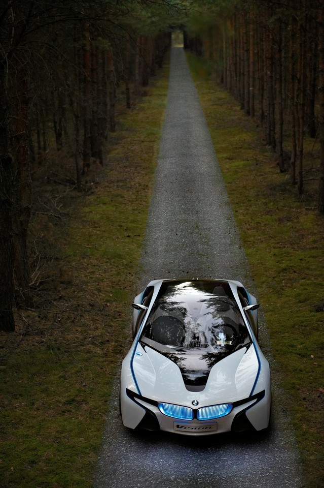 Foto de BMW Vision EfficientDynamics 2009 (61/92)