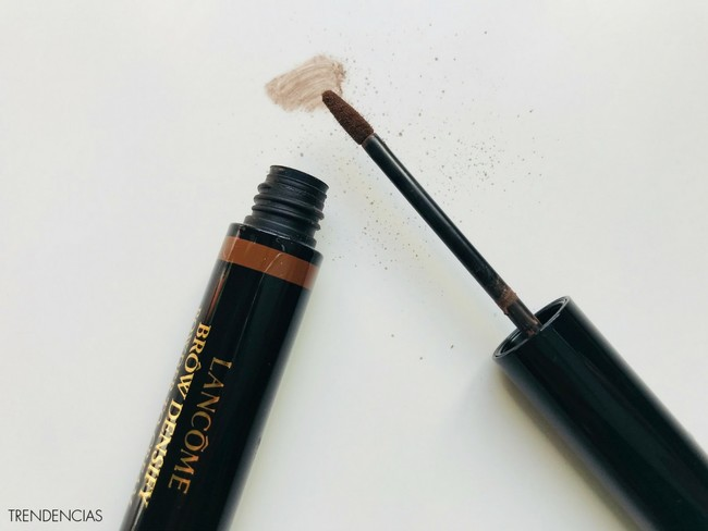 brow lancome cejas review