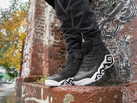 Fila Zero Dark Pack