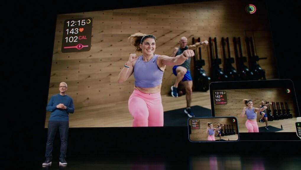 Apple Fitness+, el servicio de clases de entrenamiento para el Apple Watch y TV+, llegará a España a finales de septiembre