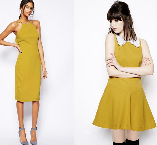 Tendencias low cost Primavera-Verano 2014 se lleva el amarillo mostaza