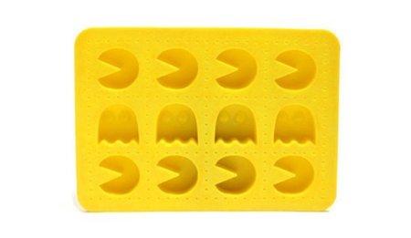 Cubitos de hielo con forma de Pac Man