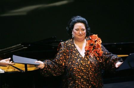 Decimos adiós a Montserrat Caballé la diva de la ópera