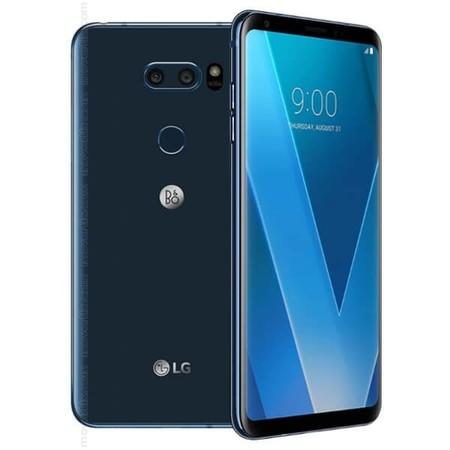 Lg V30 En Azul De 64gb Y 4gb Ram H930