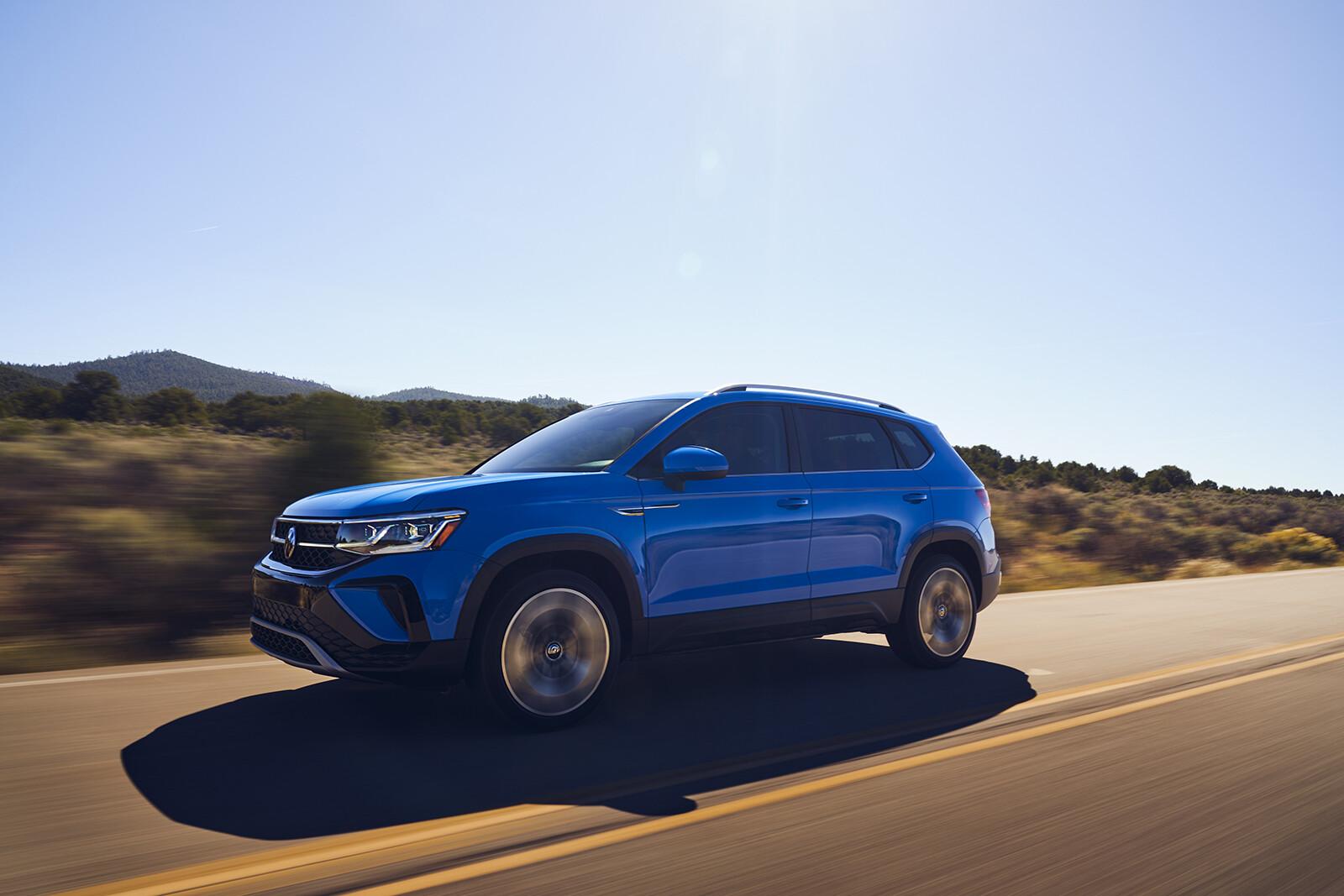 Foto de Volkswagen Taos (26/30)