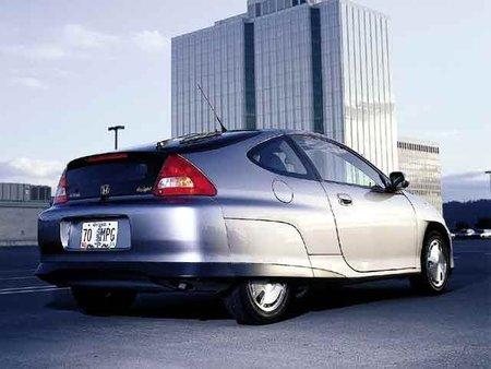 Honda Insight, 12 años después sigue siendo el híbrido más eficiente del mercado americano