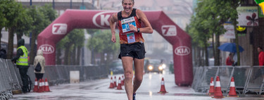 Julián Iglesias: más de 100 maratones en sus piernas, y todas con carácter solidario