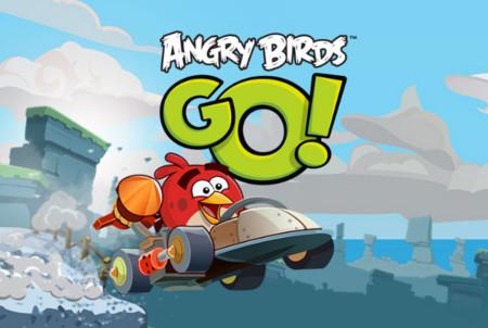 Angry Birds Go ya está disponible en las cuatro grandes plataformas