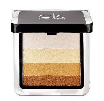 Nueva paleta amarilla de Calvin Klein, Shimmer Palette