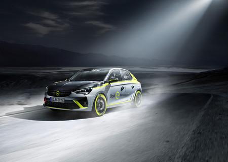 Opel Corsa-e Rally 7