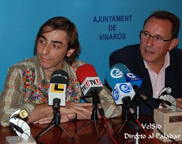 Jordi Roca, Presidente del Jurado del V Concurso de Cocina Aplicada al Langostino de Vinaròs