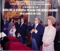 Boda con Jesús Aguirre