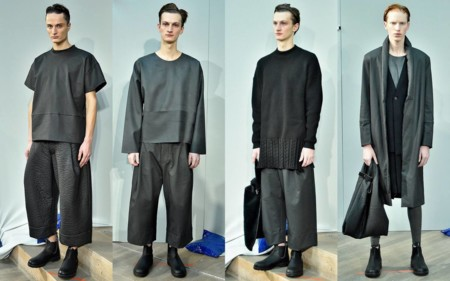Los Anos Setenta Y El Volumen En Las Siluetas Protagonizan Los Desfiles De La London Collections Men 4