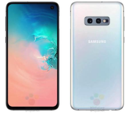 El Samsung Galaxy S10E, según WinFuture