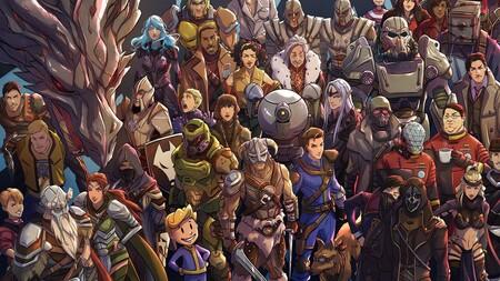 Los 13 mejores juegos de Bethesda, desde Wolfenstein 3D hasta DOOM Eternal