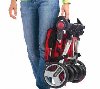 Quick Smart: carrito súper plegable