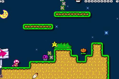Guía de Super Mario Maker 2: cómo desbloquear el modo noche y sus efectos secundarios