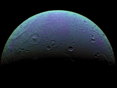 Encuentran Oxígeno en un satélite de Saturno