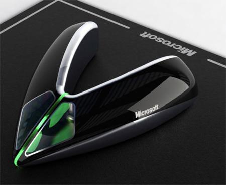 eVouse, concepto de ratón y lápiz digital todo en uno