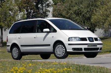 2008 Seat Alhambra Ecomotive