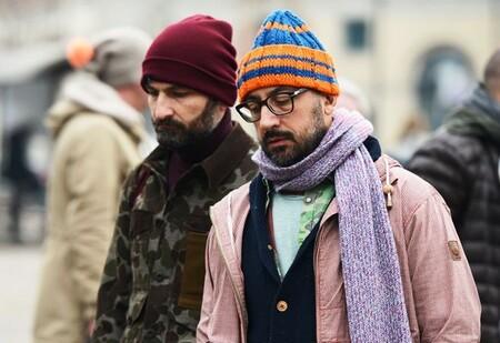 Beanie Bufanda El Combo Que Triunfa En El Mejor Street Style De La Semana Este Invierno 14