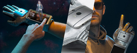 HTC Gluuv llamadas holográficas