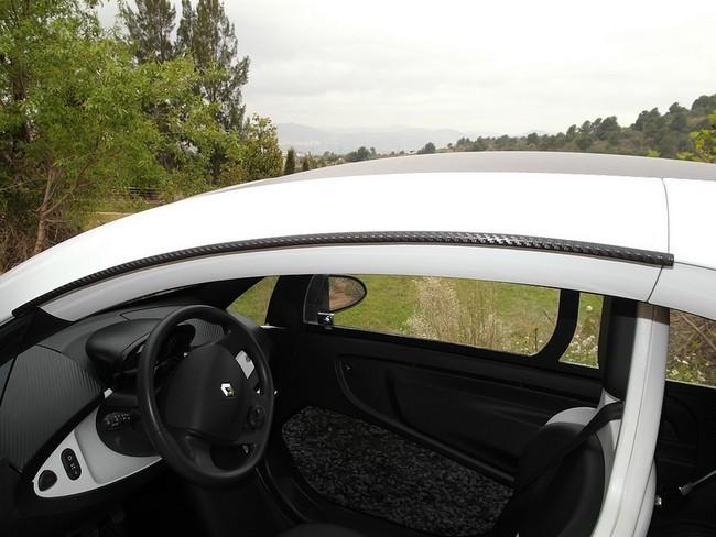 kit de ventanillas Renault Twizy