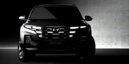 Hyundai Santa Crus Teaser 4