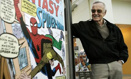 """""""Los videojuegos son un milagro"""", palabra del maestro, Stan Lee"""