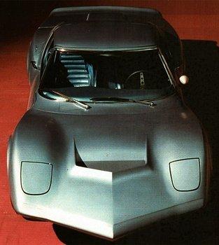 Corvette XP-819