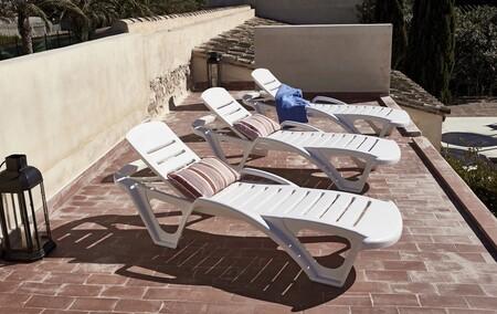 Prepárate para el verano con estas 8 tumbonas y hamacas de piscina desde 29,99 euros en Leroy Merlin
