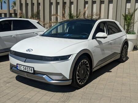 Hyundai Ioniq 5 Blanco