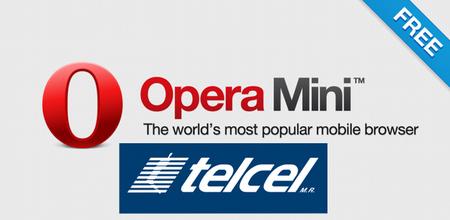 Opera y Telcel acuerdan ofrecer una versión personalizada de Opera Mini a sus suscriptores