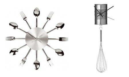 reloj de cocina - kitsch