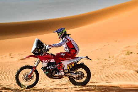 Gasgas Laia Sanz Dakar