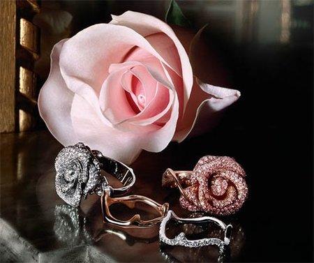 Rosas, la nueva colección de joyas Dior