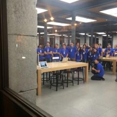 Foto 2 de 10 de la galería lanzamiento-iphone-6-puerta-del-sol en Applesfera