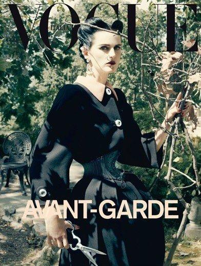 Vogue Italia Tennat
