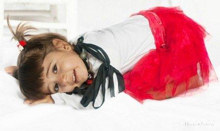 La foto de tu bebé: Paula ilusionada